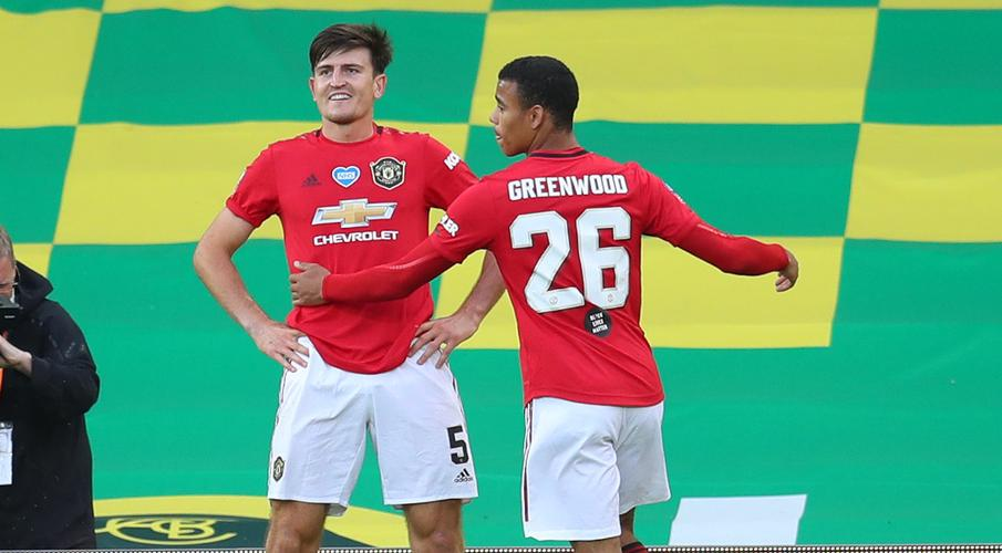 Maguire sends Man Utd into FA Cup semifinals - SuperSport