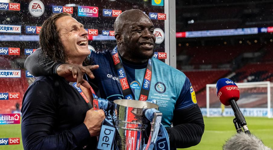 Klopp sends congratulatory message to Wycombe's Akinfenwa - SuperSport