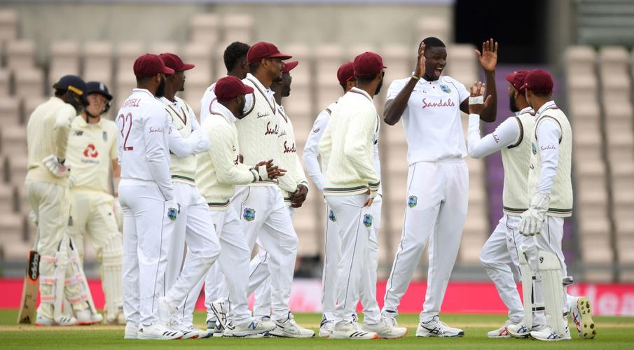 Holder and Gabriel put West Indies in control - SuperSport
