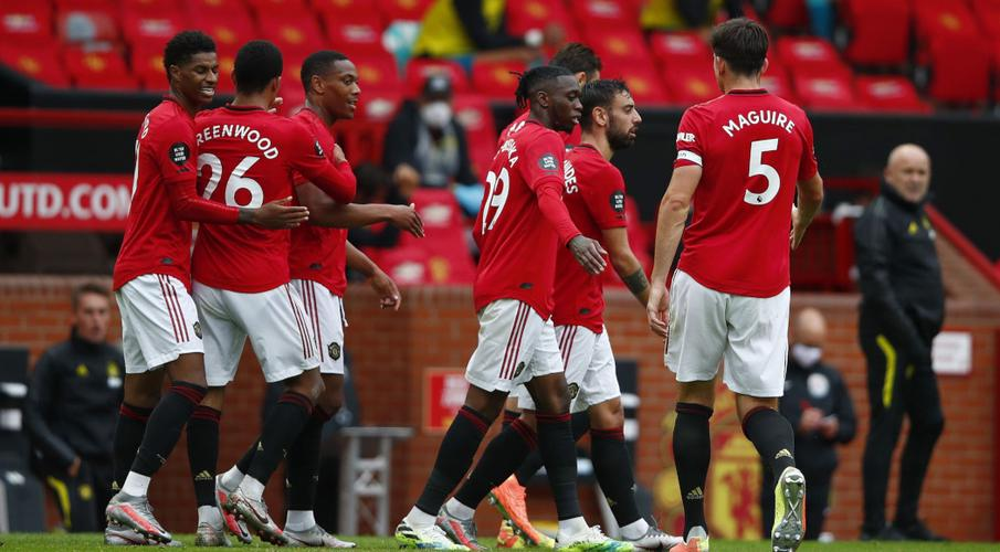 Rampant Man Utd rout Bournemouth, Leicester's Vardy reaches century - SuperSport