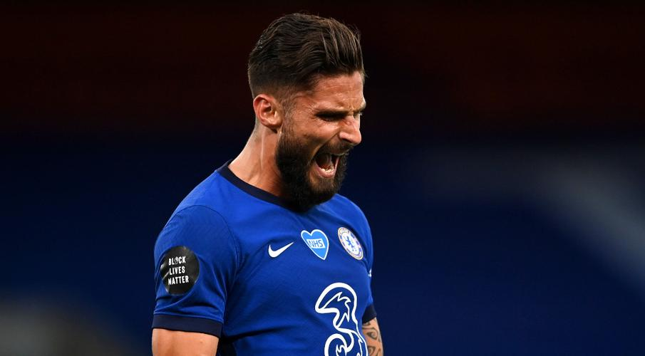 Giroud guides Chelsea closer to the Champions League - SuperSport
