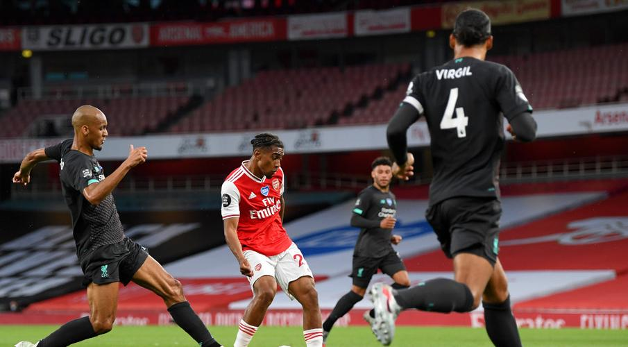 Arsenal beat Liverpool to end hopes of record points haul - SuperSport