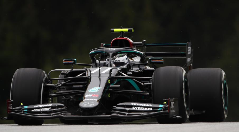 Bottas pips Hamilton for pole in Austria - SuperSport