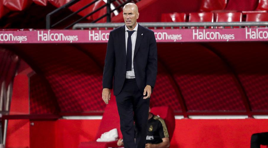 Zidane urges Madrid to finish the job with title in their grasp - SuperSport
