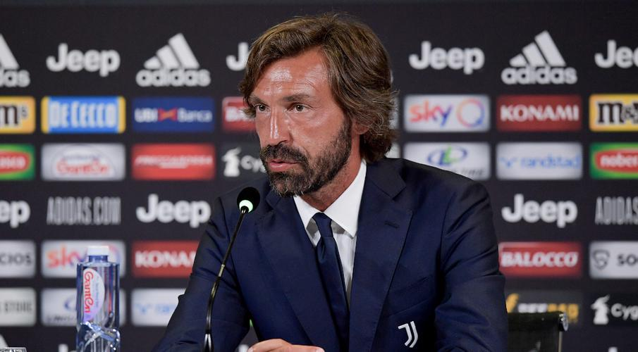 Andrea Pirlo named new Juventus coach - SuperSport