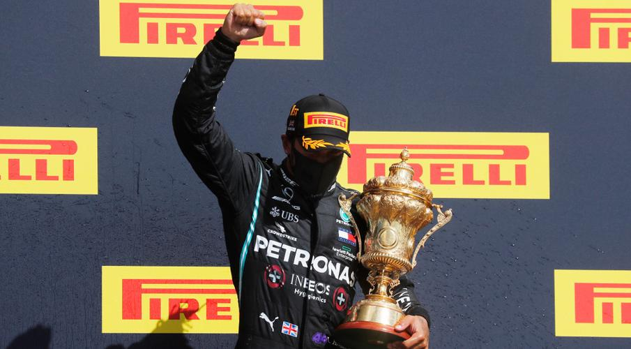 Hamilton wins British Grand Prix - SuperSport