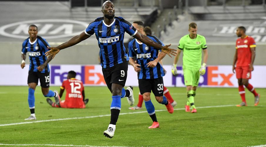 Lukaku leads Inter into Europa League semifinals - SuperSport