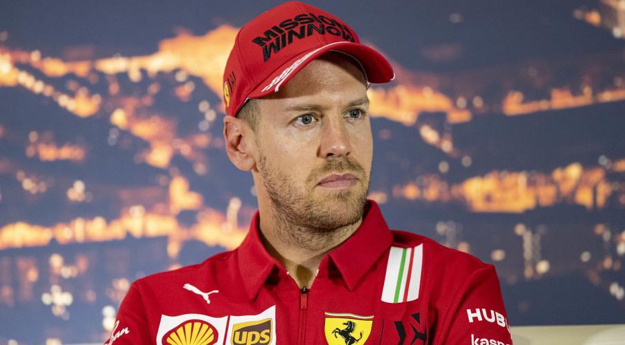 Vettel confirms ride in Racing Point boss's Ferrari - SuperSport