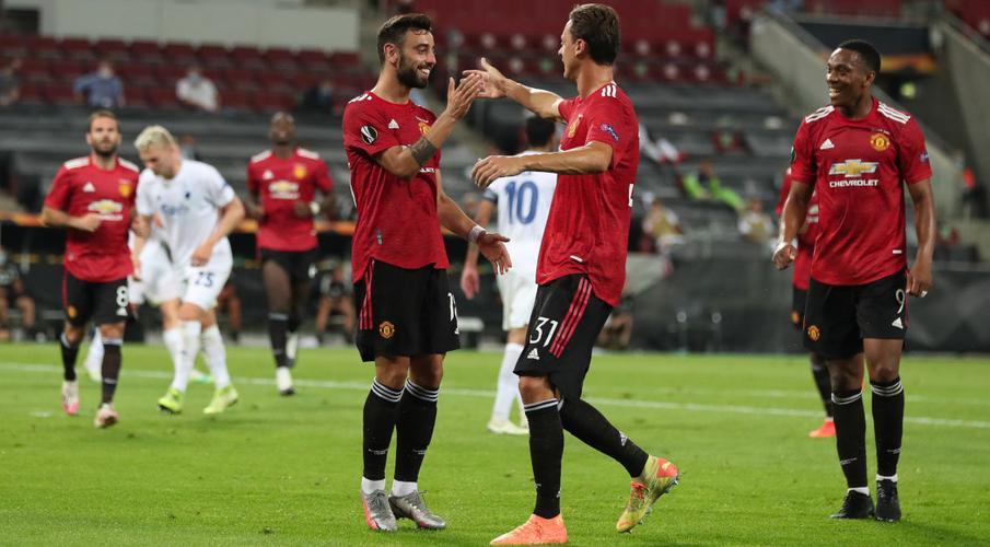 United sink Copenhagen in extra time to reach semis - SuperSport