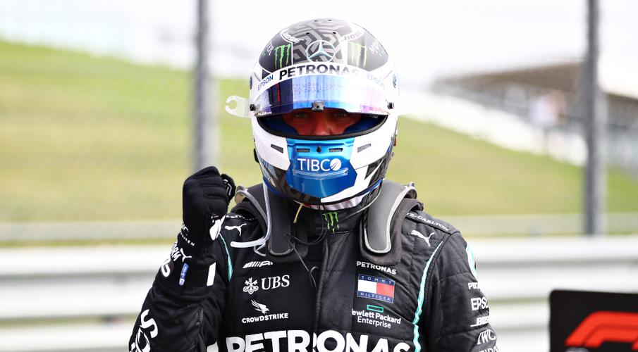 Bottas pips Hamilton for pole; Hulkenberg surprise third - SuperSport