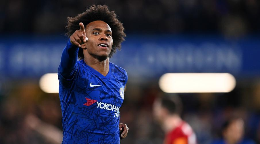 Willian confirms Chelsea exit after seven years - SuperSport