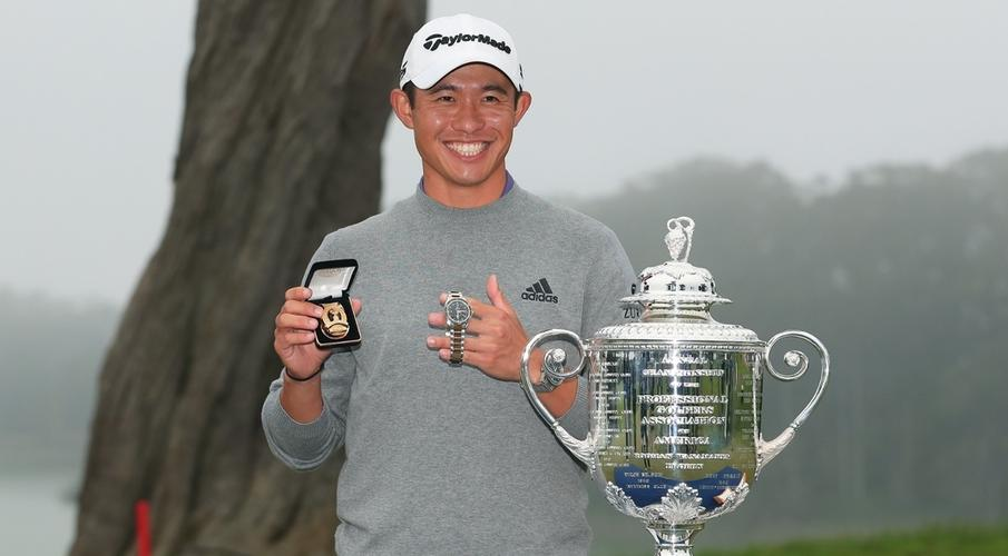 Morikawa takes first major at PGA Championship - SuperSport