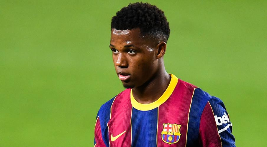Ansu Fati grateful for Messi's advice after leading Barca to victory - SuperSport