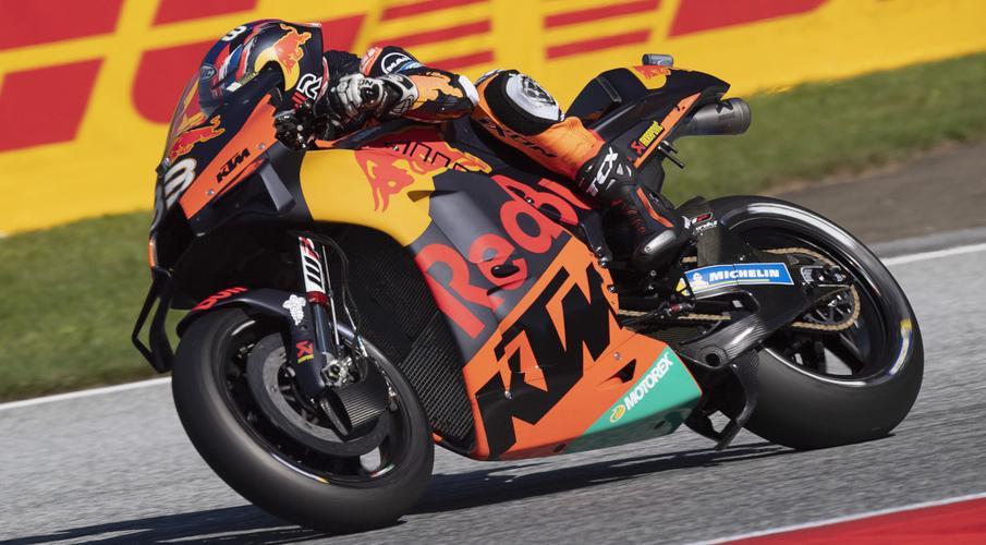 Binder fastest in Emilia-Romagna MotoGP practice - SuperSport