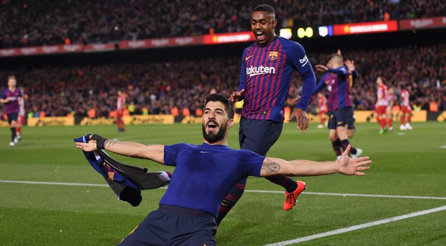Suarez cuts Barca contract, agrees Atletico terms - reports - SuperSport