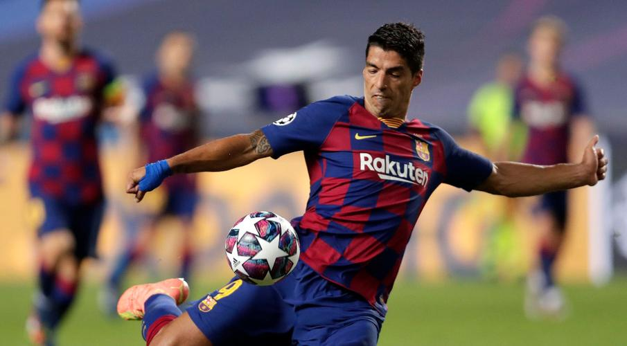 Luis Suarez joins Atletico Madrid from Barcelona - SuperSport