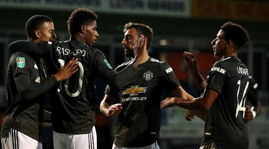 Man Utd reach last 16 as coronavirus causes chaos - SuperSport