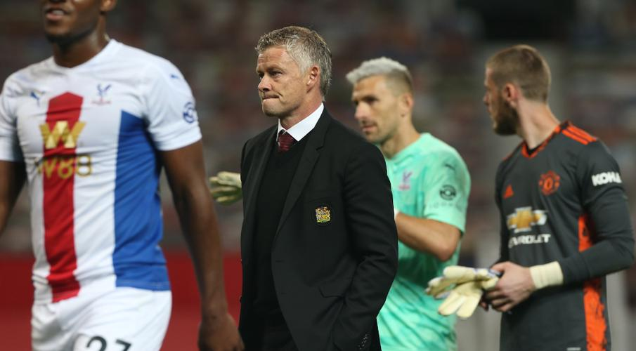 Loss to Palace the result of playing catch-up says Solskjaer - SuperSport