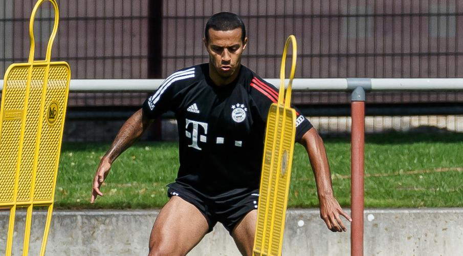 Thiago to miss Liverpool's next two games - SuperSport