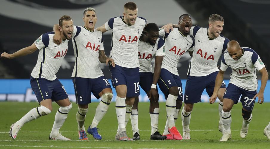 Tottenham edge Chelsea on penalties in League Cup - SuperSport