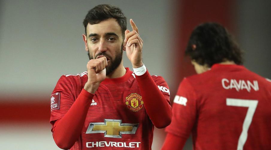 Man United suit my winning mentality - Fernandes - SuperSport