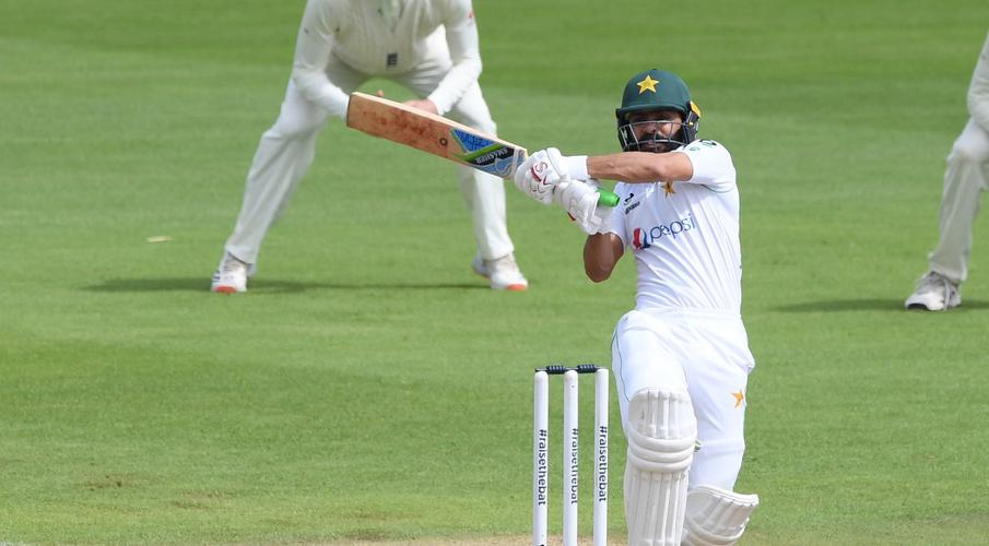Fawad Alam defies Proteas as Pakistan take worrying lead - SuperSport