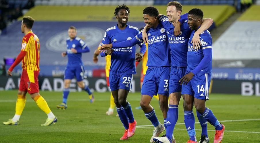 Leicester crush West Brom to boost top four chances - SuperSport