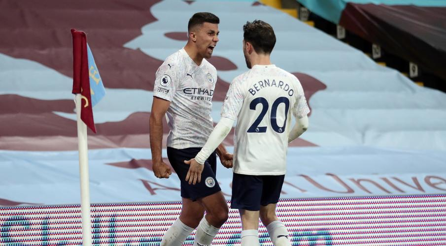 Gritty Man City move closer to Premier League title - SuperSport