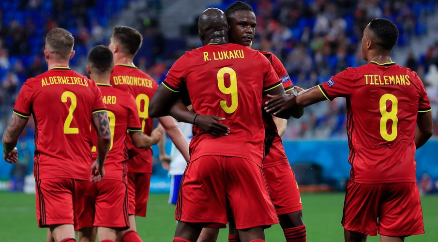 Belgium show their potential with classy display - SuperSport