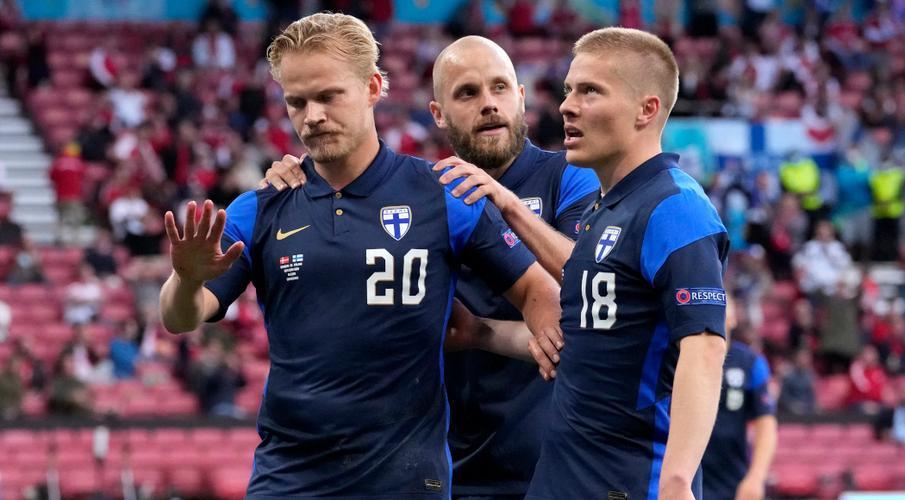 Finland stun Denmark but game overshadowed by Eriksen collapse - SuperSport
