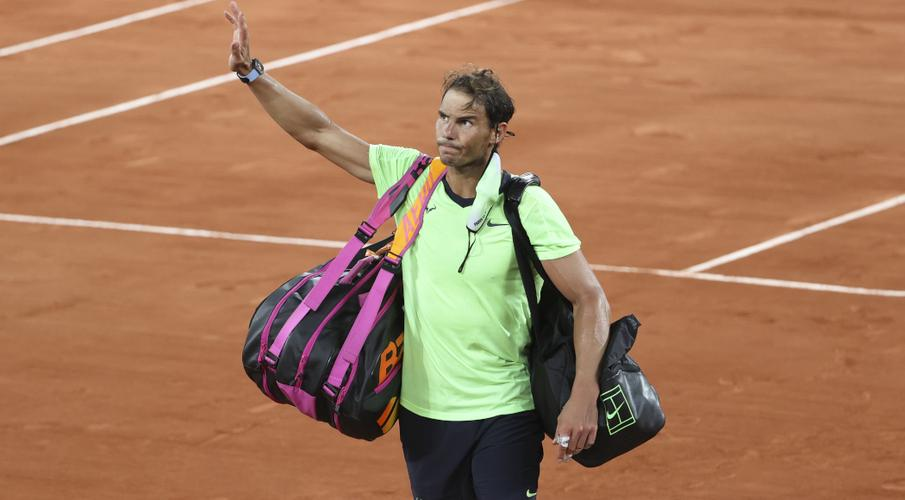 'Life goes on, it's just tennis,' says Nadal after French Open reign ends - SuperSport