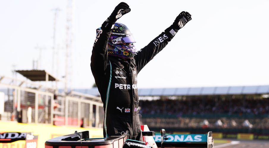 Hamilton edges Verstappen in British Grand Prix qualifying - SuperSport