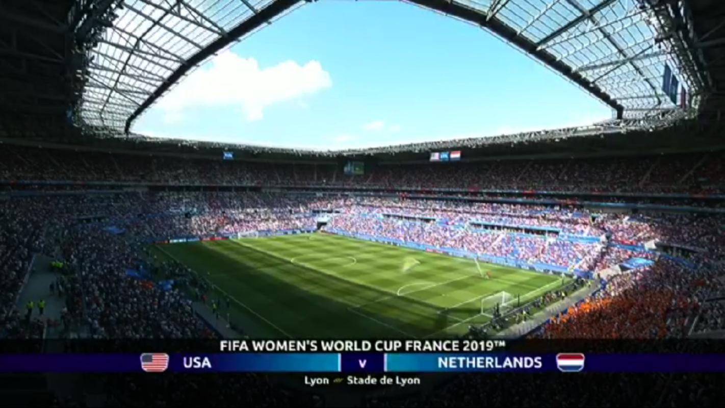 FIFA Women's World Cup | SuperSport