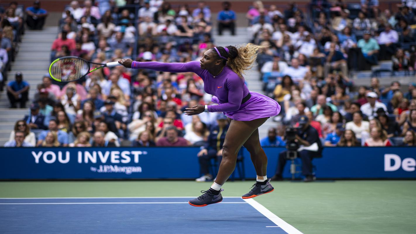 US Open Tennis: Women's Doubles Final   SuperSport